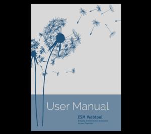 ESM Webtool User Manual
